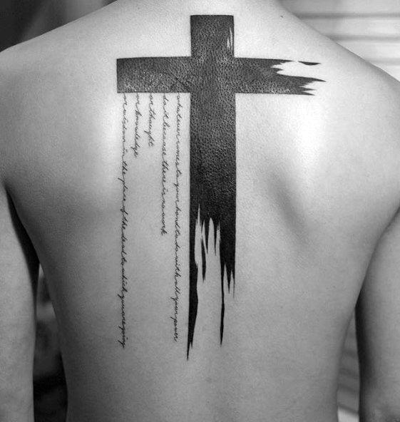 Tatouage Croix Pour Homme Et Femme 50 Idees Et Photos