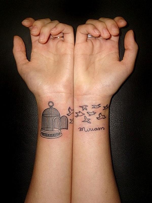 Tatouage Poignet Femme Et Homme 50 Idees Geniales