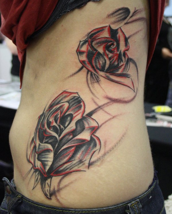 Tatouage Rose 50 Photos Et Idees Geniales