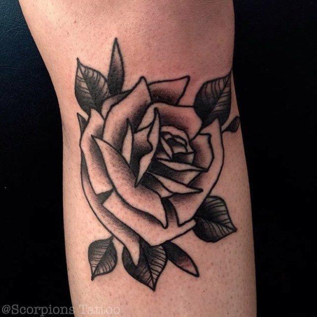 Tatouage Rose 50 Photos Et Idées Géniales