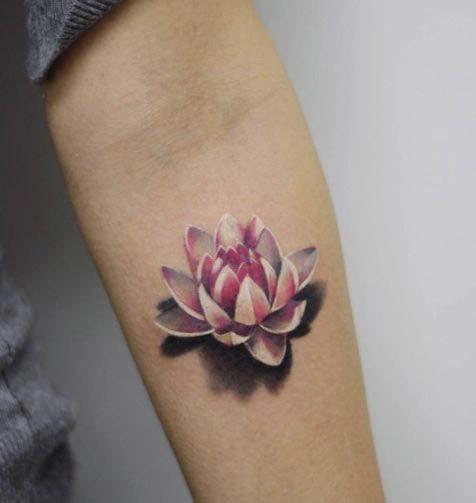 Tatouage Fleur De Lotus 50 Idées Et Photos Sublimes