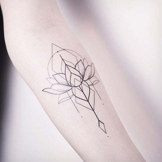 Tatouage Fleur De Lotus 50 Idees Et Photos Sublimes