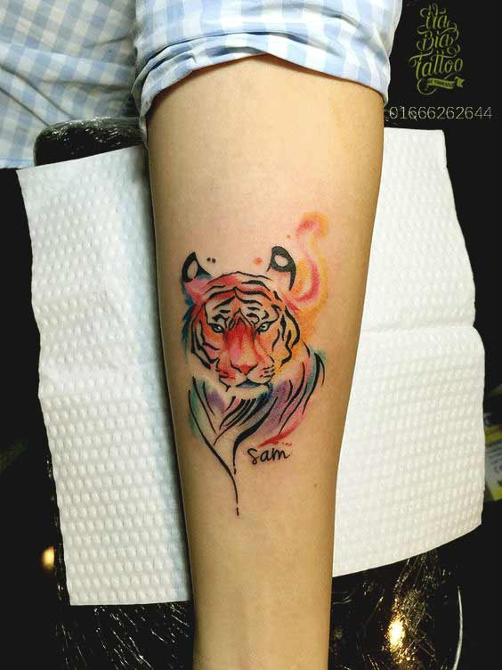 Tatouage Tigre 50 Idees Et Photos Sublimes