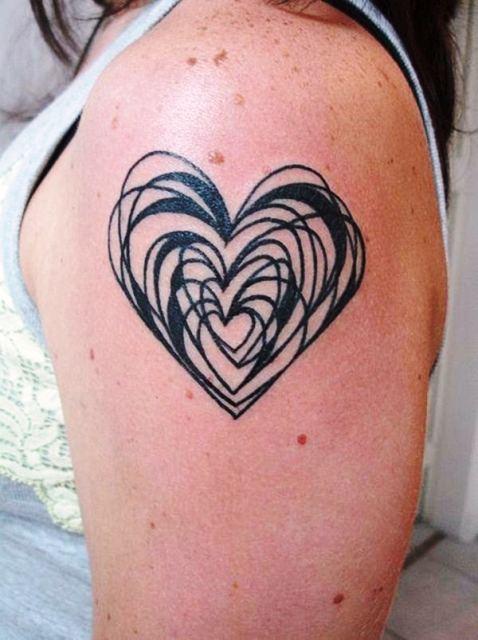 Tatouage Amour 50 Photos Et Idees Geniales