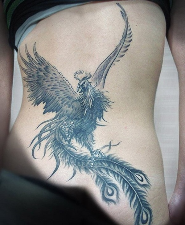 Tatouage Phoenix 50 Idees Et Photos Sublimes
