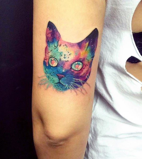 Tatouage Chat 50 Idees Et Photos Sublimes