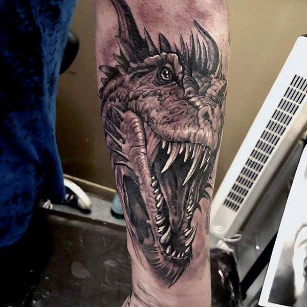 tatouage dragon japonais et chinois : 50 photos sublimes !