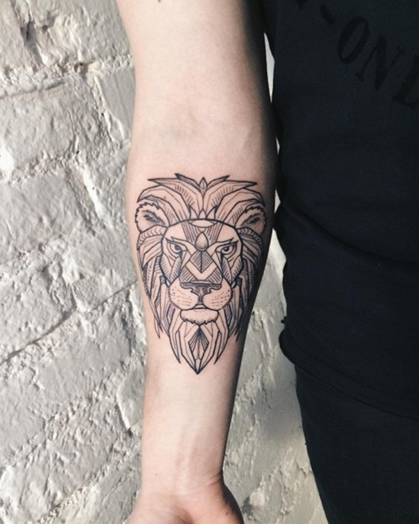 Tatouage Lion 50 Photos Et Idees Geniales