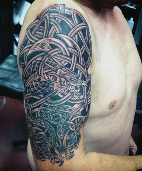 Tatouage Celtique 50 Idees Et Photos Sublimes