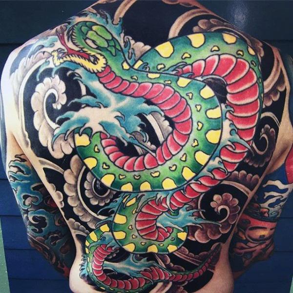 Tatouage Serpent 50 Photos Et Idees Geniales