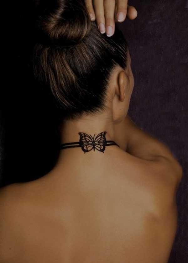 Tatouage Du Cou Homme Et Femme 50 Idees Geniales