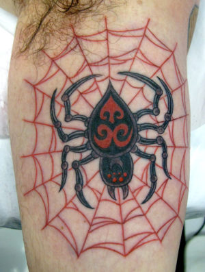 Tatuagem Aranha Old School Spider Tattoo | O novo Site do Mi… | Flickr